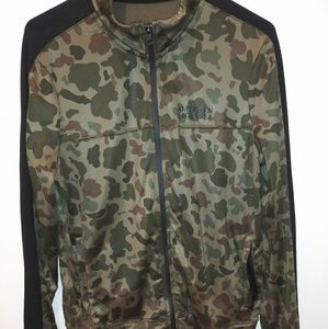 American Eagle camo track jacket. Great Condition!